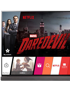 CES 2016: LG eager for 4K and HDR to take off; partners with Netflix, Amazon, and YouTube
