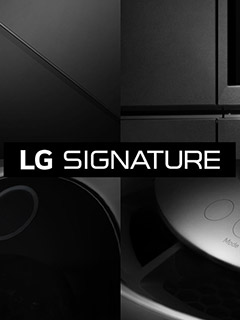 What is LG Signature?