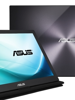 "ASUS shows off its 15.6"" portable monitor that features a USB Type-C port"