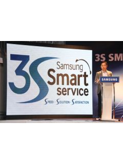 Samsung Malaysia Electronics holds first 3S Smart Service contest in Malaysia
