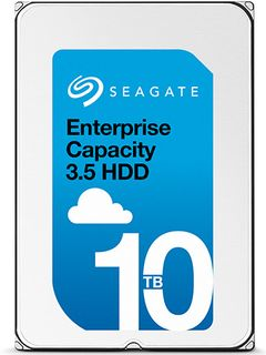 Seagate announces first helium-filled Enterprise Capacity 3.5-inch 10TB HDD