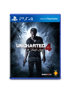 Uncharted 4: A Thief's End is now available for pre-order