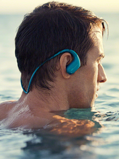 Wearable WS410 Walkman players by Sony launched at CES 2016