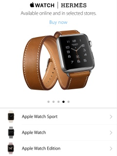 Apple Watch Hermès now available for purchase online