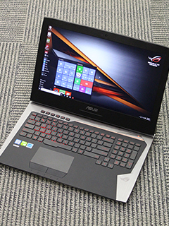 ASUS ROG G752 17-inch gaming notebook with G-Sync preview