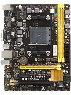 Biostar's new AMD A70M boards want to give you more bang for your buck