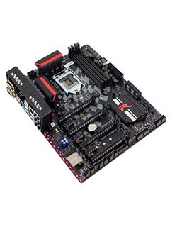 Biostar unveils Racing series motherboards for Intel Z170, H170 and B150 chipsets