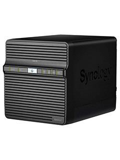 Synology is back with the DiskStation DS416k 4-bay NAS