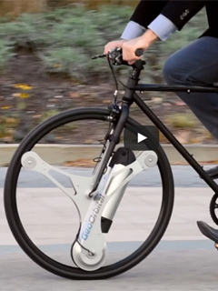 Here's how you can transform your bicycle into an e-bike