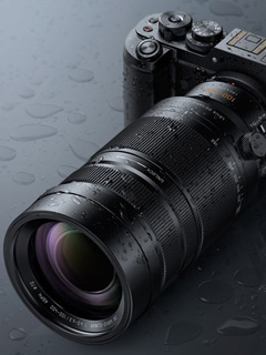 CES 2016: Panasonic and Olympus introduces new super telephoto lenses