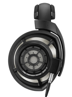 Sennheiser unveils the HD 800 S, a new top-of-the-line pair of headphones