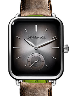 Luxury watch brand H. Moser & Cie. has a watch that looks just like the Apple Watch