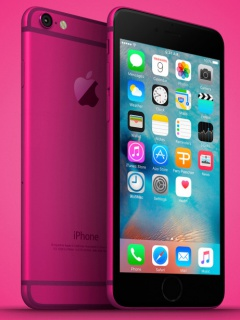 Mockups of Apple iPhone 7c show new colors and curved edges