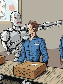 We will lose 5 million jobs to robots by 2020