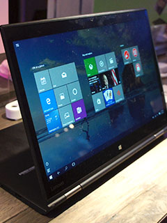 CES 2016: A hands-on session with Lenovo's new business-oriented ThinkPad X1 family