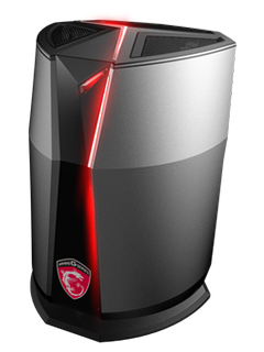 MSI's Vortex compact gaming PC is a tiny machine with dual NVIDIA GeForce GTX 980s