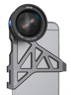 Up your mobile photography game with lenses from Zeiss