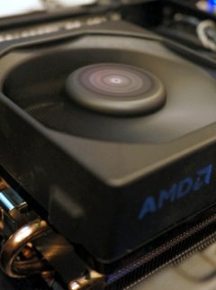 AMD will release Wraith stock CPU coolers, features ultra-quiet performance