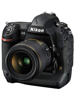 Nikon's new flagship D5 DSLR: 20MP at 12fps, 4k video, new autofocus and more