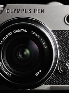New Pen-F camera from Olympus wants to produce digital photos that looks like film