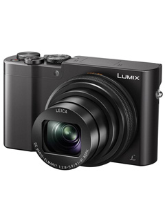 CES 2016: Panasonic's Lumix TZ100 is a compact camera with a 1-inch sensor and 10x zoom