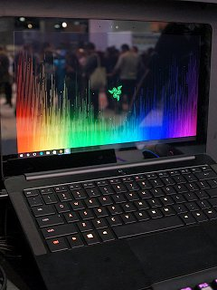 First Looks: Razer Blade Stealth Ultrabook and Razer Core graphics enclosure
