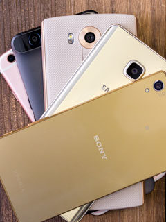 Shootout: The one smartphone camera (of 2015) to rule them all