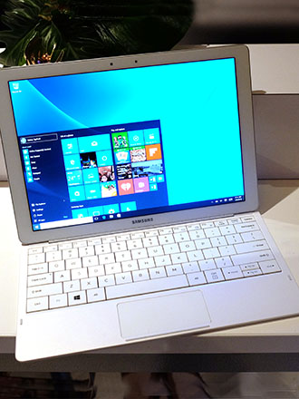 First Looks: Samsung Galaxy TabPro S
