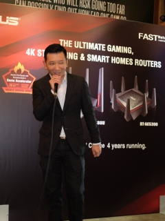 ASUS announces RT-AC5300, and AC3100 RT-AC88U router with 8 LAN ports