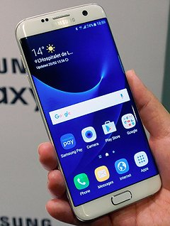 Photos: Samsung Galaxy S7 and Galaxy S7 Edge