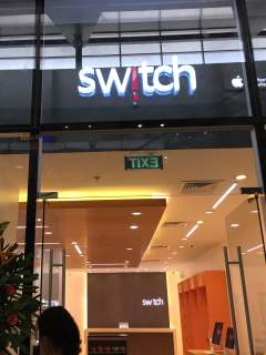 Switch celebrates 8th year, launches Las Piñas store