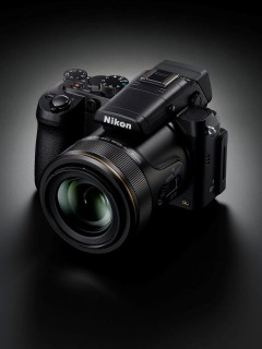 Nikon introduces new DL range, launches three COOLPIX series shooters