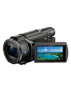Sony's high-end FDR-AXP55 4K camcorder will be available in March for S$2,299