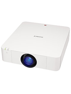 New laser projectors designed for commercial applications launched by Sony