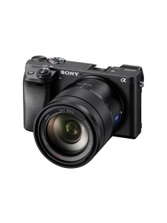 Sony announces the A6300, which records 4K video and has fast autofocus