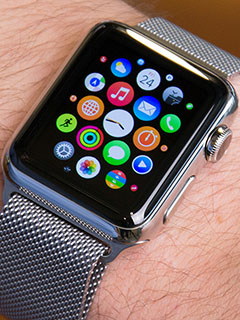 Rejoice, more Apple Watch faces coming your way