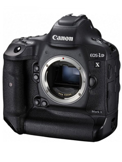 Canon reveals flagship 1D X Mark II, fastest DSLR today with 20MP at 14fps