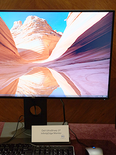 Dell showcases new wireless display and range of UltraSharp monitors with ultra-thin bezels (Updated)