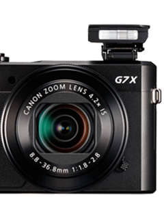 Canon officially unveils PowerShot G7X Mark II and PowerShot SX720 HS