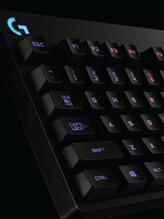 Logitech outs G810 Orion Spectrum, a performance-packed mechanical keyboard