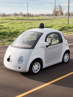 Google's self-driving car system gets a legal fillip
