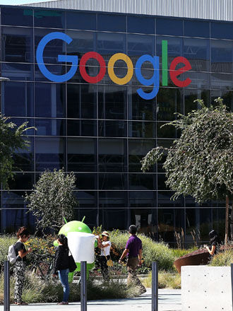 Google moves ahead of Apple and becomes world's most valuable company