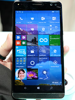 The HP Elite X3 is a phone that wants to be the only Windows device you will ever need