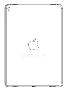 Rumor: iPad Air 3 equipped with four speakers, a Smart Connector and rear flash? (Updated)