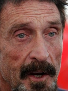 John McAfee claims his team of hackers can decrypt the iPhone in three weeks