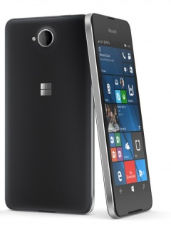 The Microsoft Lumia 650 is a metallic Windows 10 phone below US$200