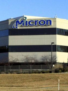 Micron ups the ante with a 768Gbit NAND design that beats Samsung's V-NAND