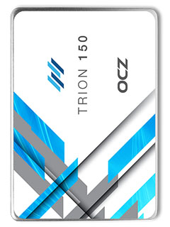 OCZ has a new entry-level SSD, introducing the Trion 150