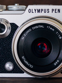 Review: The Olympus Pen-F is a distinctive new classic