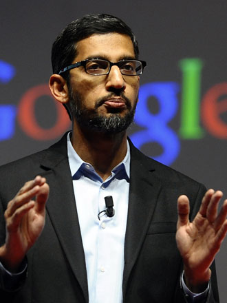 Google has the highest paid CEO in the US